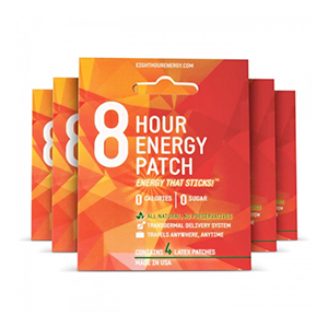 8 Hour Energy Patch - Free Sample