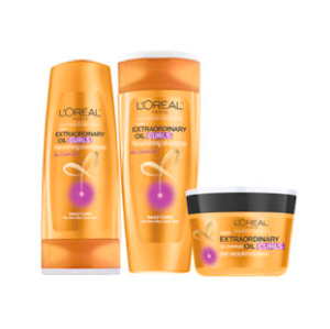 LOreal 3 Piece Free Sample Pack