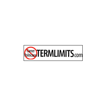 Term Limits Free Sticker