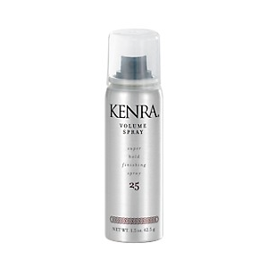 kenra volume spray free sample