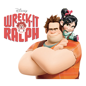 wreck-it ralph coloring page - free