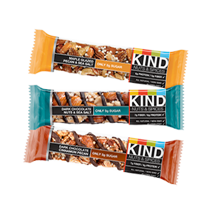 kind bar free samples