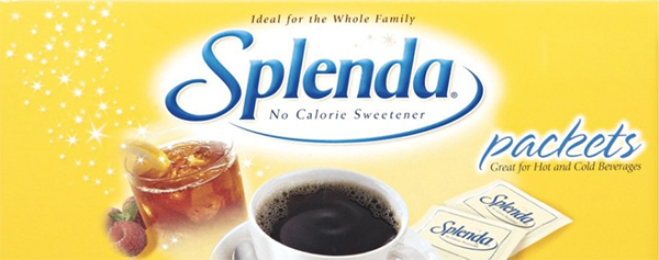 splenda sweetener - free sample